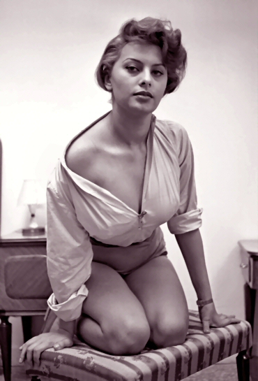 to remember Sophia Loren