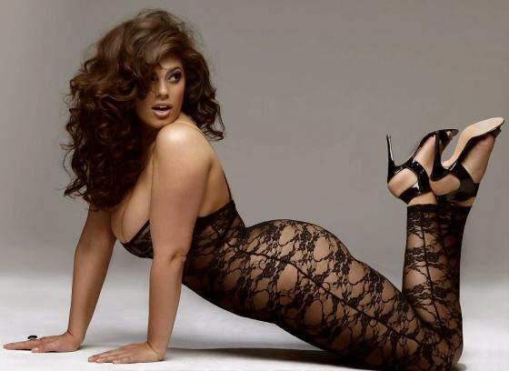 Ashley Graham Plus Size Model