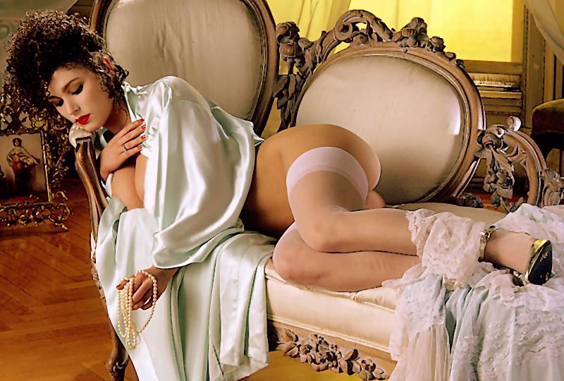 Jill Baker Nude