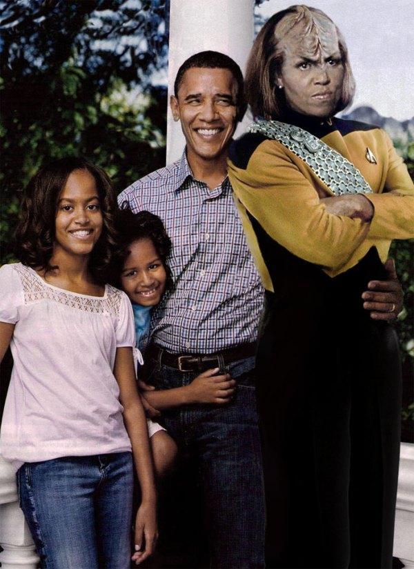 Obama-Happy-SemiKlingon-Family
