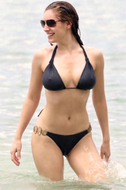 Kelly Noonan Bikini