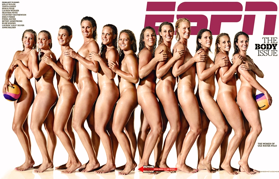 Rule 5 News Special Report: Women's Water Polo Anyone? [Updated]