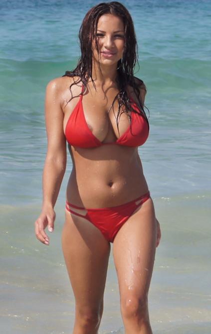 Tifa cosplay sexy