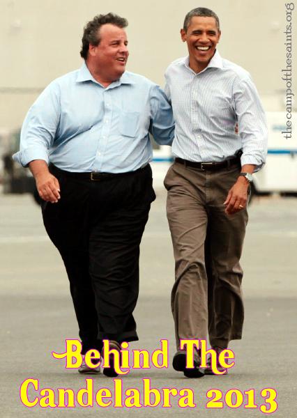 Obama-and-Christie-2013-Candelabra