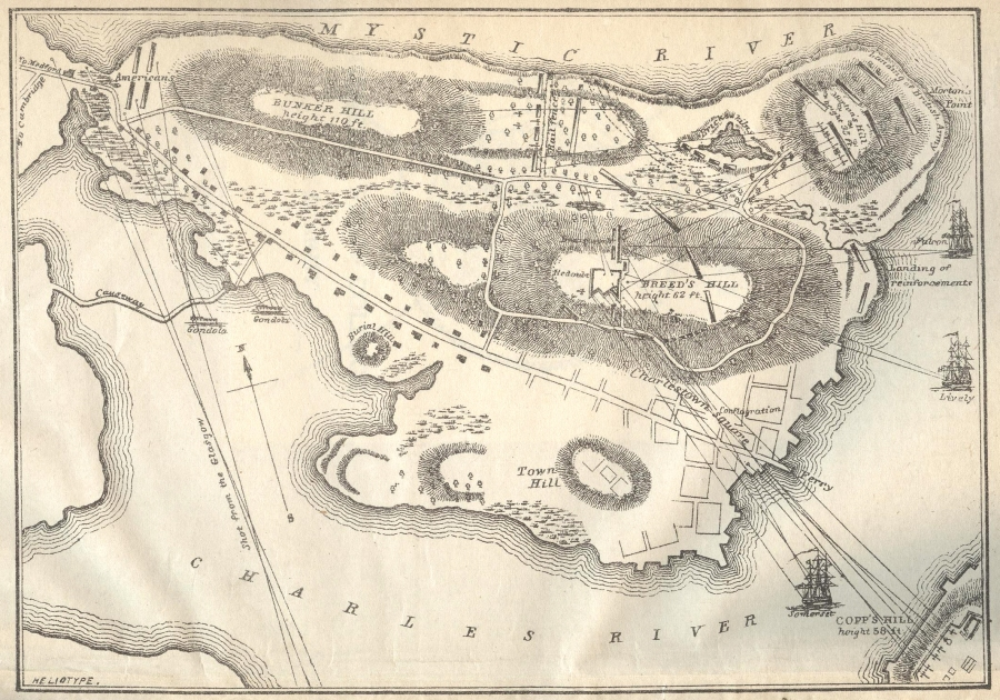 Battle-Of-Bunker-Hill-military-map-001x